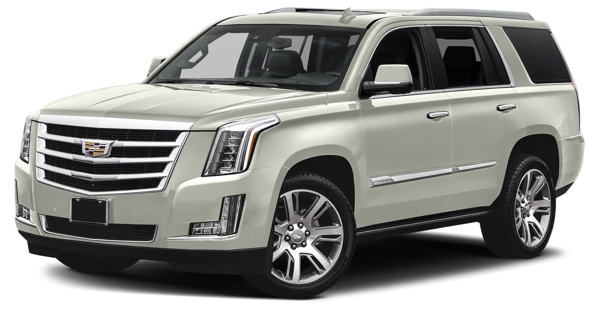 2016 Cadillac Escalade Luxury Collection Miles 0Color Crystal White Tri-Coat Stock C6M037 VIN