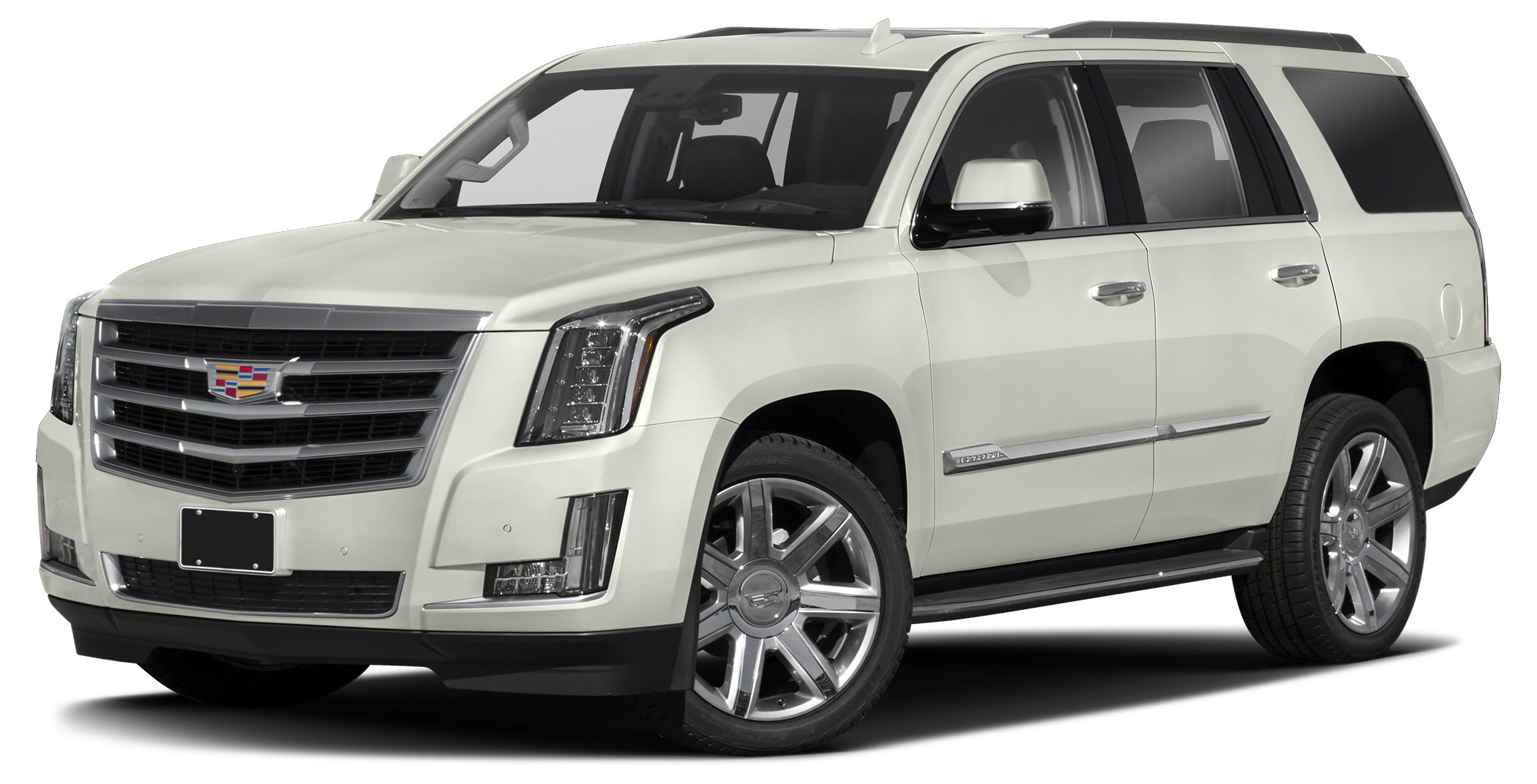 2017 Cadillac Escalade Luxury The well-recognized Escalade has been among the Kings of the SUV fam