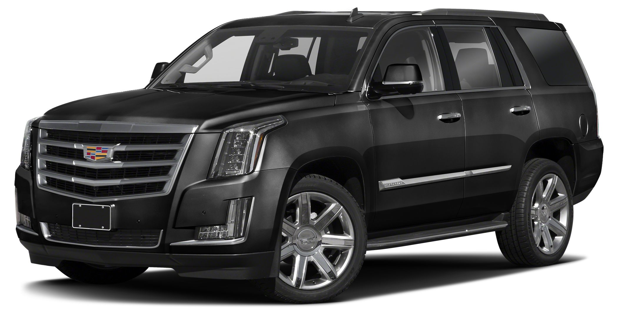 2018 Cadillac Escalade Luxury Gas miser 23 MPG Hwy Yes I am as good as I look Does it all