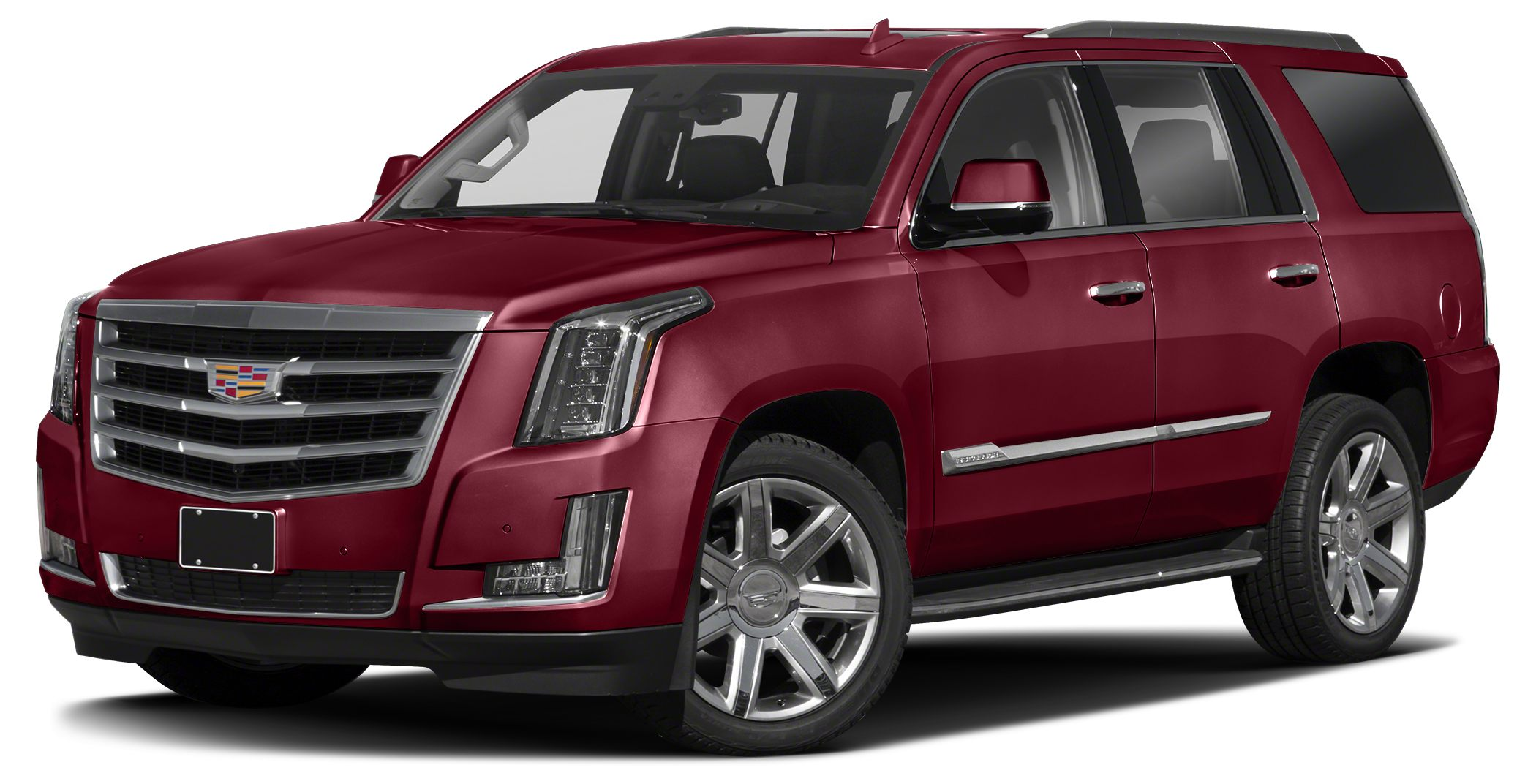 2016 Cadillac Escalade Luxury Collection Miles 17998Color Red Stock GR313361 VIN 1GYS3BKJ4GR