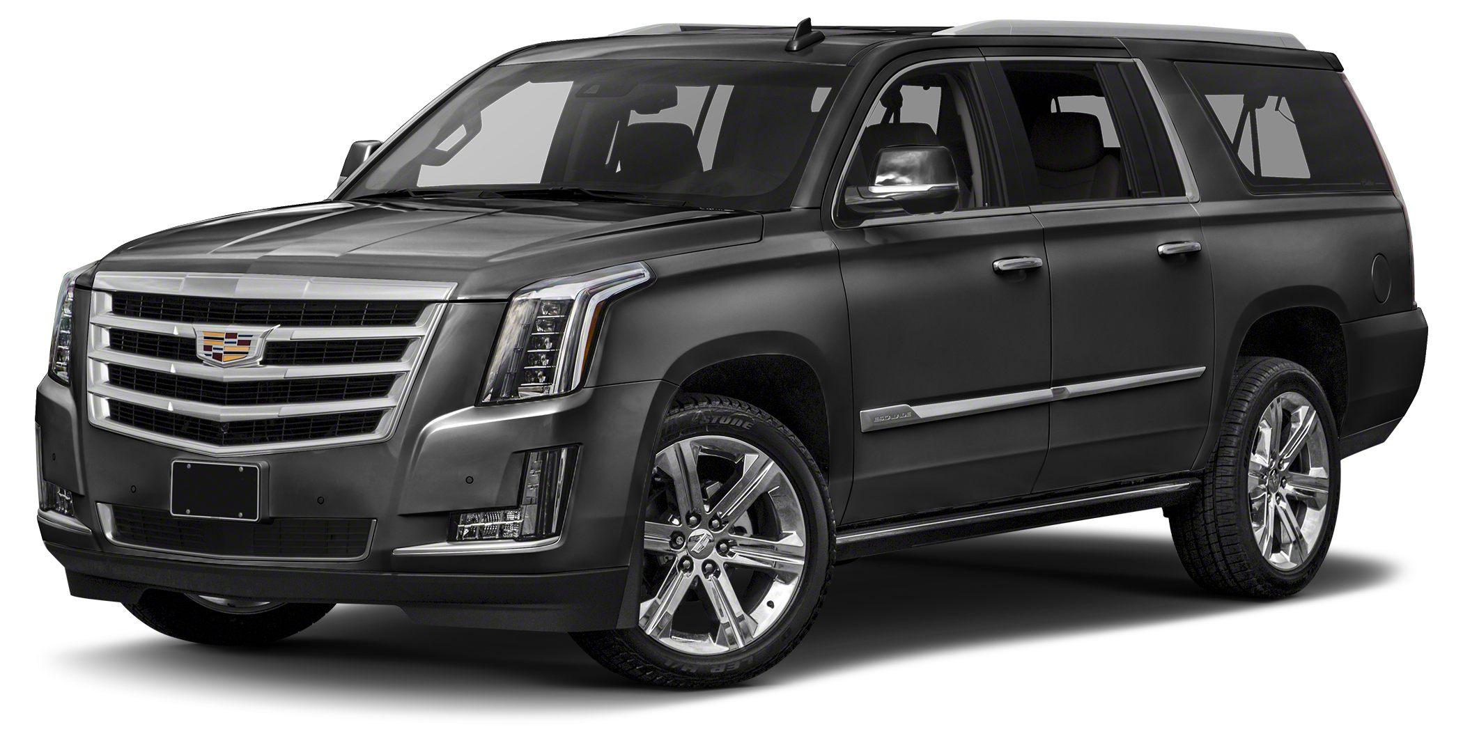 2016 Cadillac Escalade ESV Premium Collection Miles 0Color Black Raven Stock C6M248 VIN 1GYS