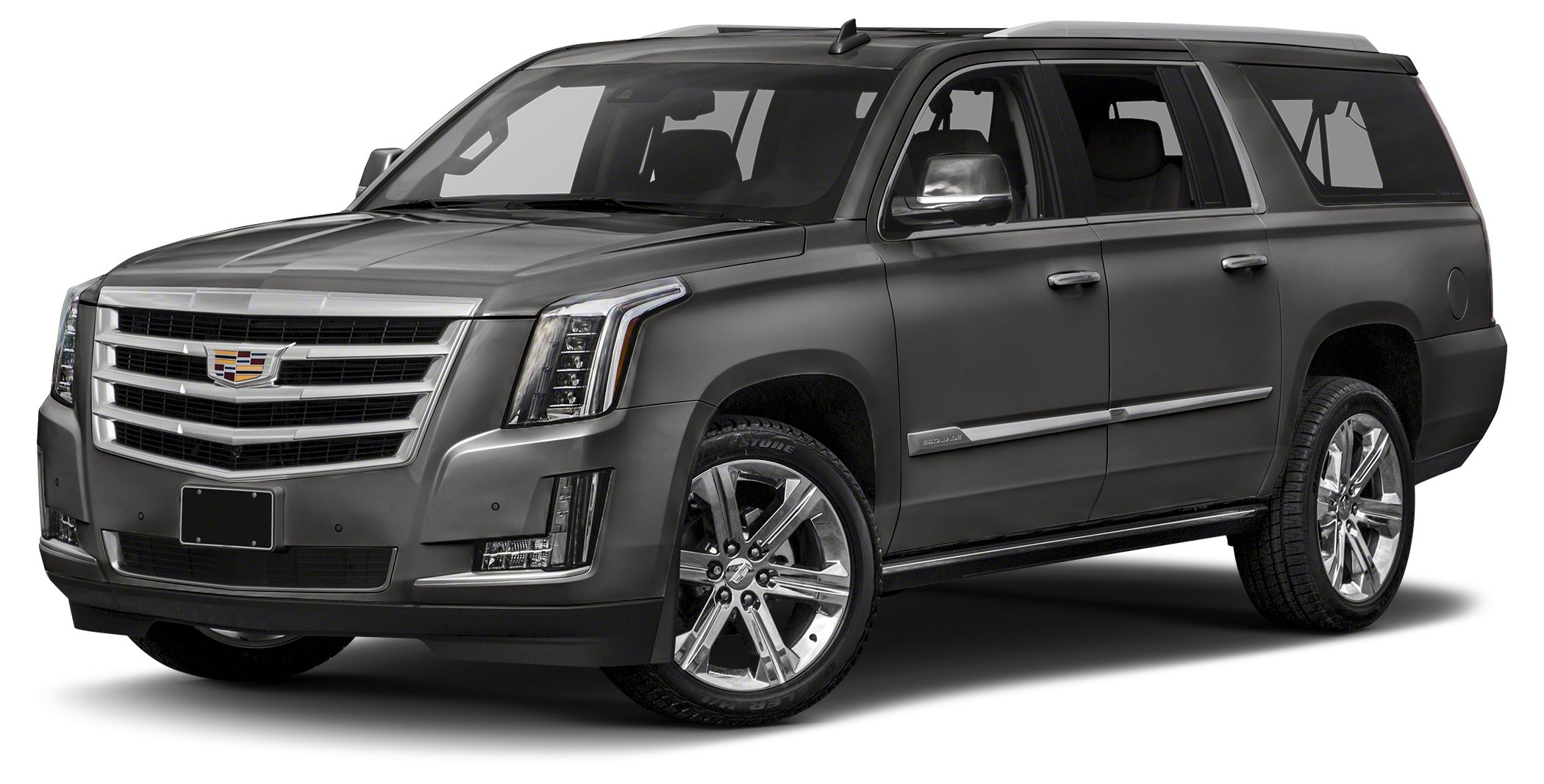 2018 Cadillac Escalade ESV Premium Luxury Miles 5Color Dark Granite Stock 180165 VIN 1GYS4JK