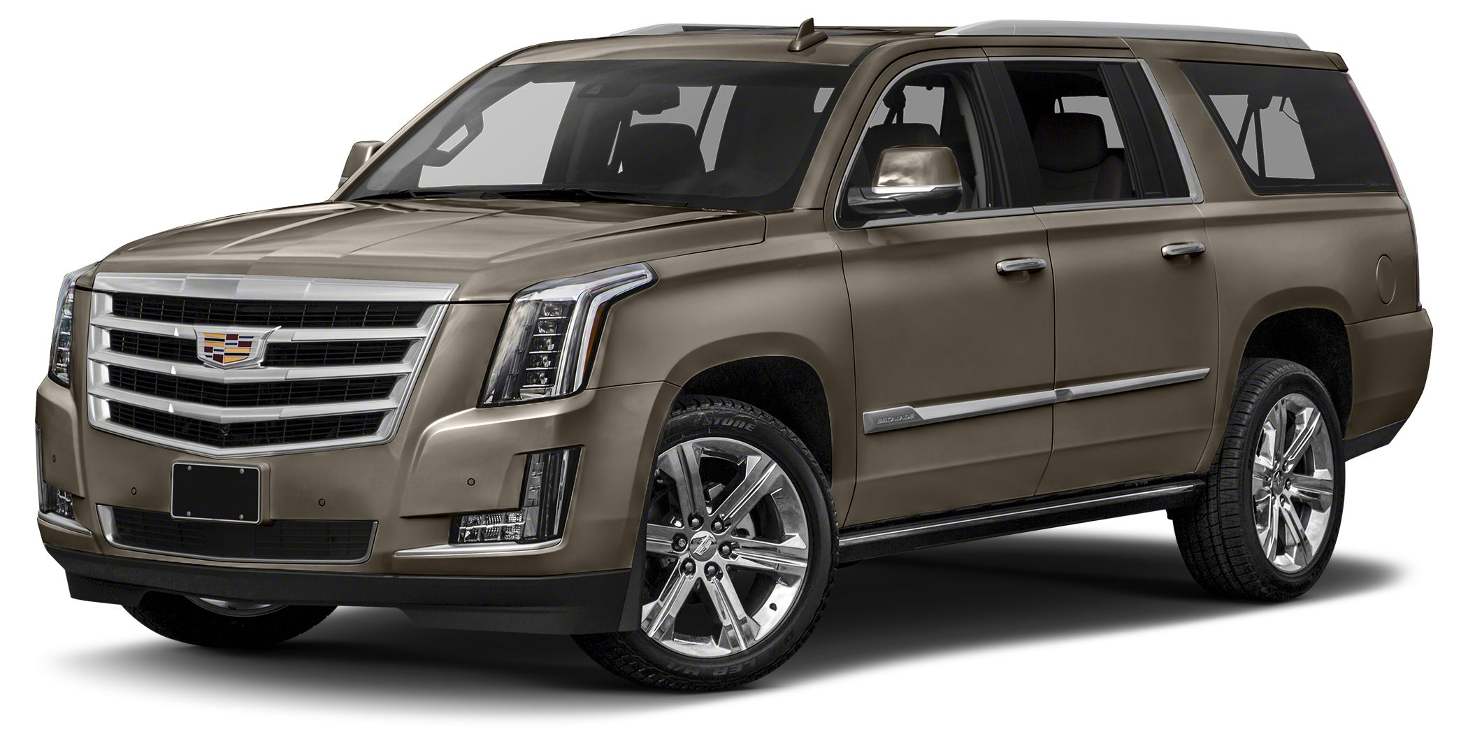 2016 Cadillac Escalade ESV Premium Collection Miles 0Color Terra Mocha Metallic Stock C6M277