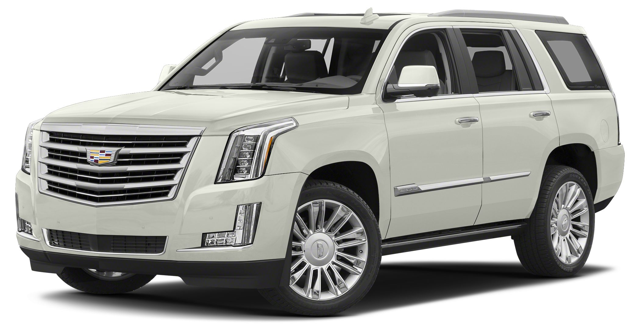 2016 Cadillac Escalade Platinum The well-recognized Escalade has been among the Kings of the SUV f