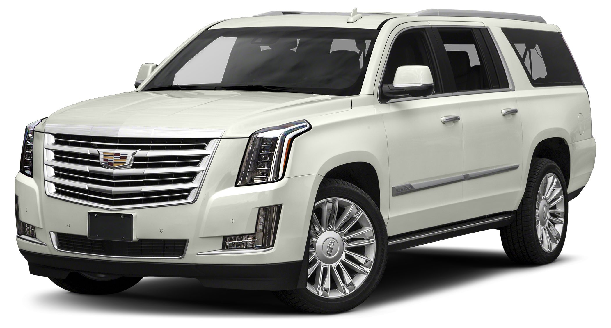 2016 Cadillac Escalade ESV Platinum The well-recognized Escalade has been among the Kings of the S