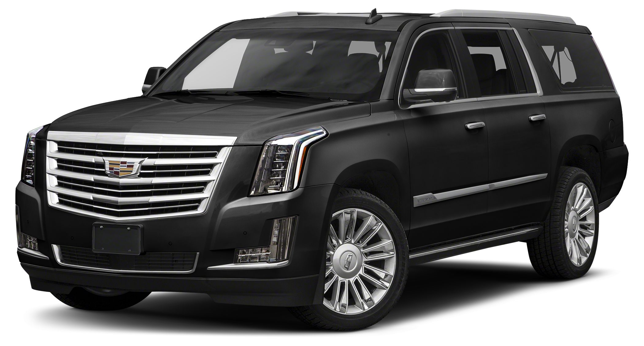 2017 Cadillac Escalade ESV Platinum The well-recognized Escalade has been among the Kings of the S