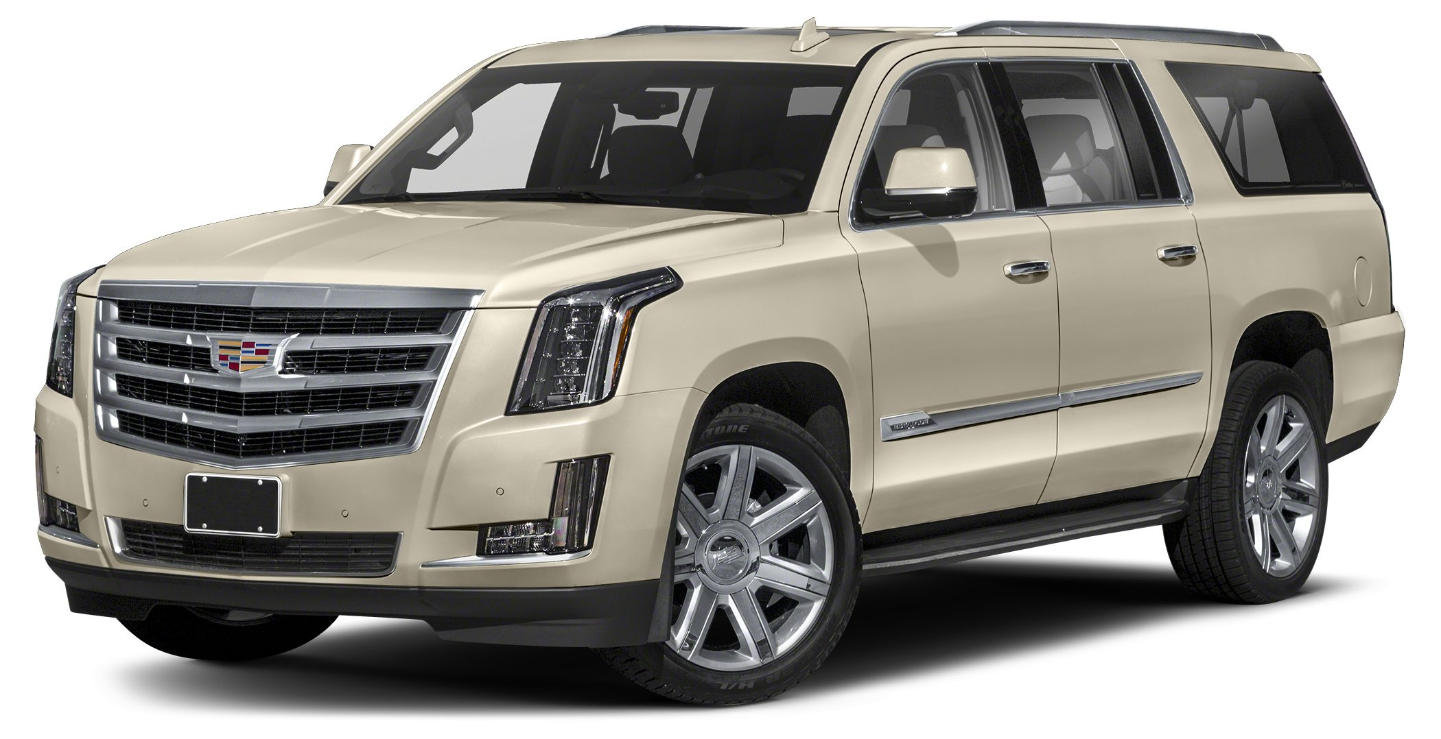2016 Cadillac Escalade ESV Luxury Collection Miles 0Color Silver Coast Metallic Stock C6M282