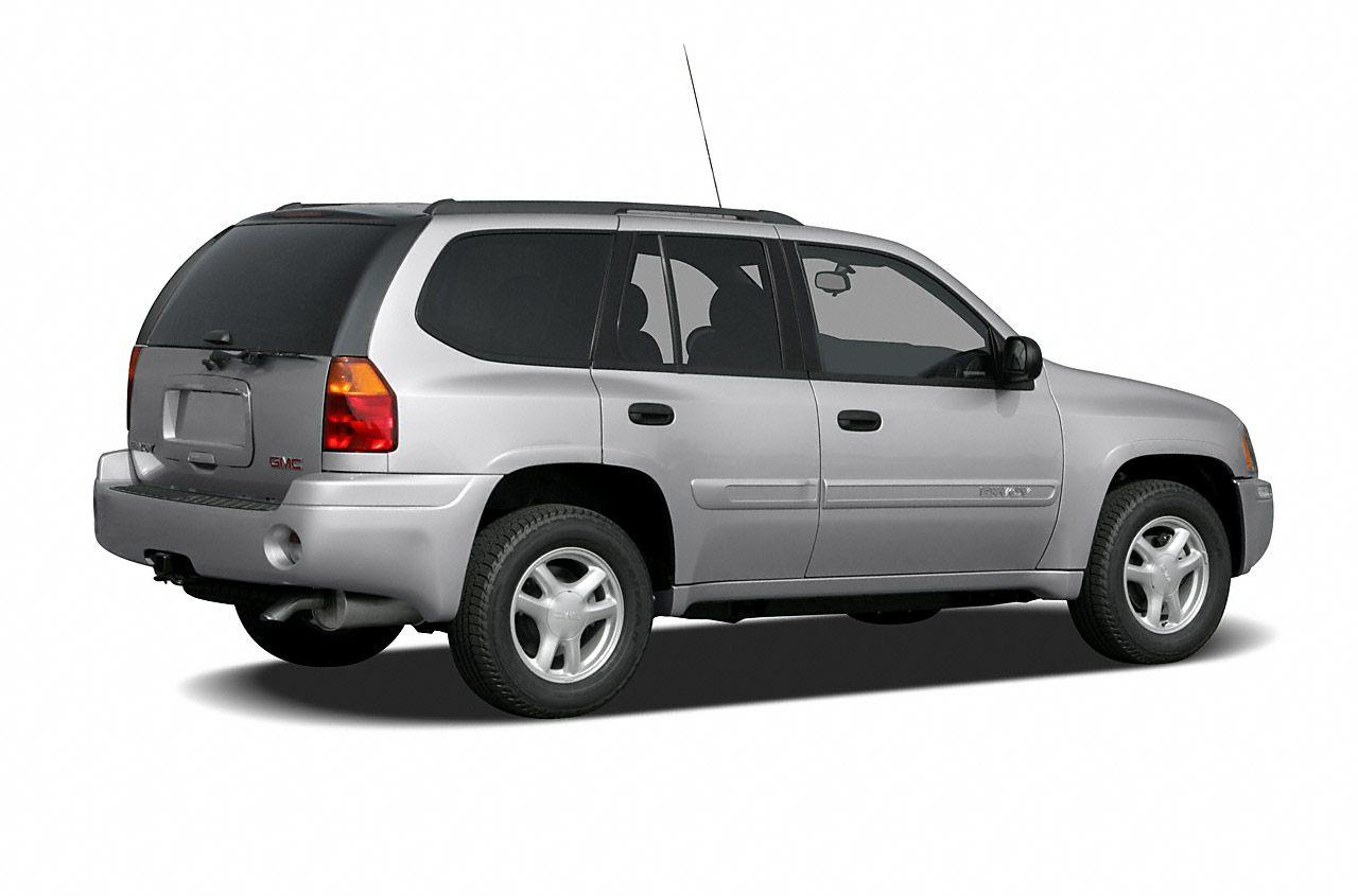 2008 GMC Envoy SLE 4WD Clean CARFAX Gray 2008 GMC Envoy 4WD 42L I6 SFI ONE PRICE STOP NO H