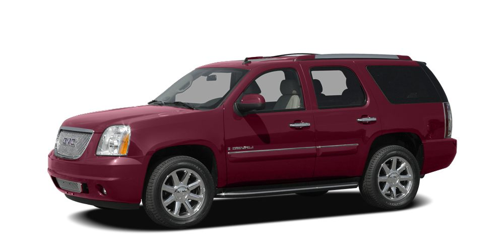 2008 GMC Yukon Denali This particular Denali is gorgeous This particular GMC is the best value in