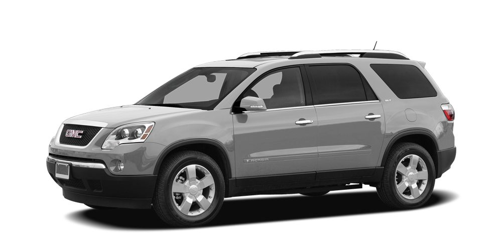 2008 GMC Acadia SLT-2 Cargo Convenience Package Convenience Package ABS brakes AMFMMP36-Disc