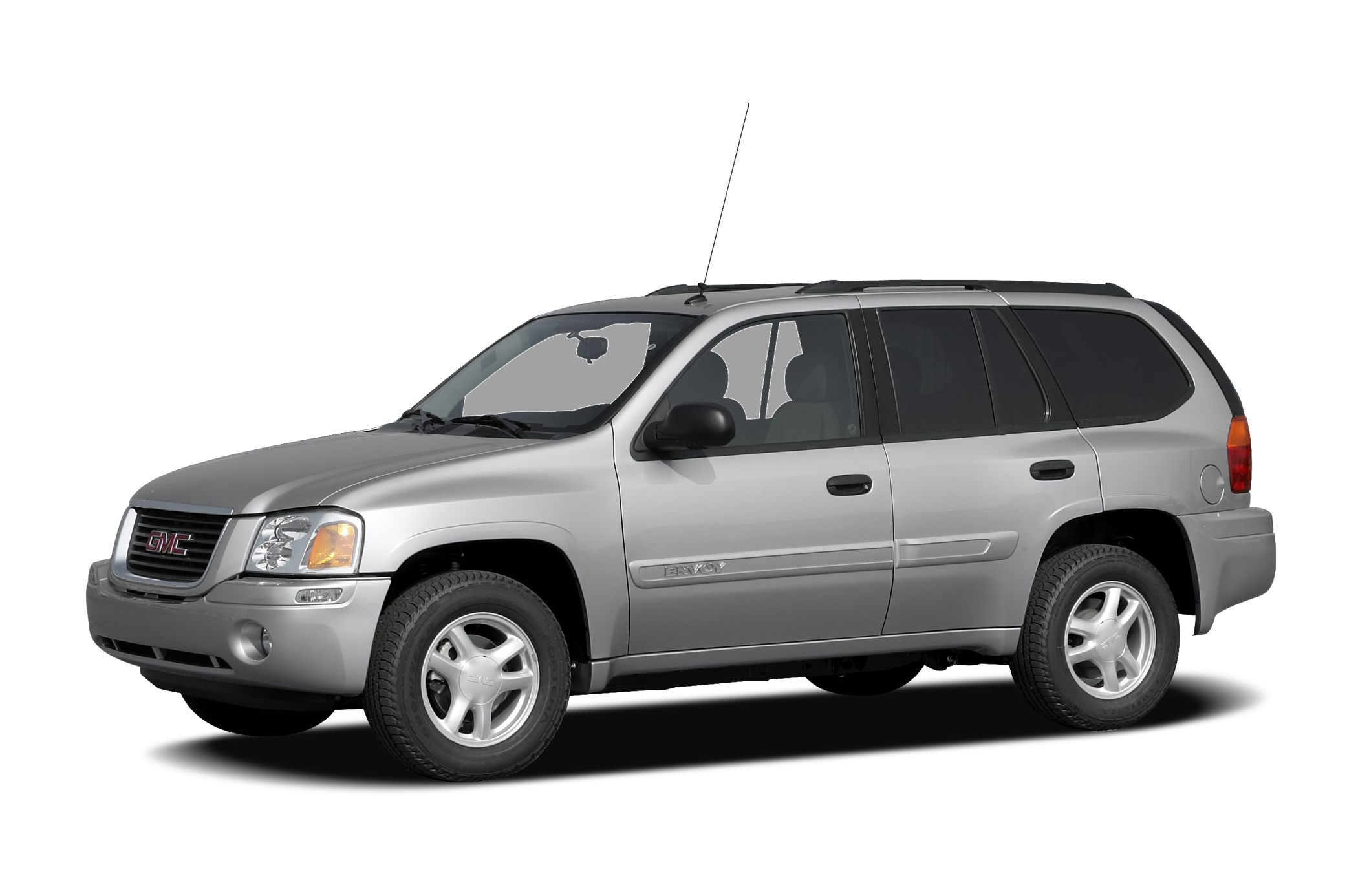 2008 GMC Envoy Denali 53L V8 SFI and 4WD Dont bother looking at any other SUV Get ready to ENJ