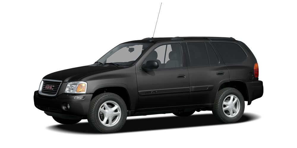 2008 GMC Envoy Denali Snag a deal on this 2008 GMC Envoy Denali while we have it Spacious yet eas