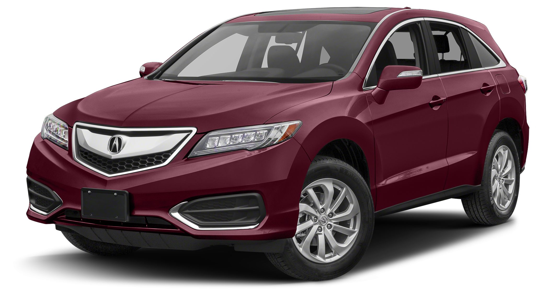 2017 Acura RDX Technology Miles 5089Color Basque Red Pearl II Stock U4830 VIN 5J8TB3H58HL021