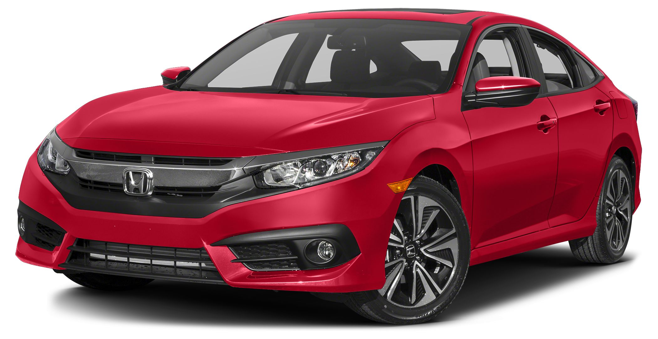 2016 Honda Civic EX-L Take hold of the road with advanced stability and traction control Traction