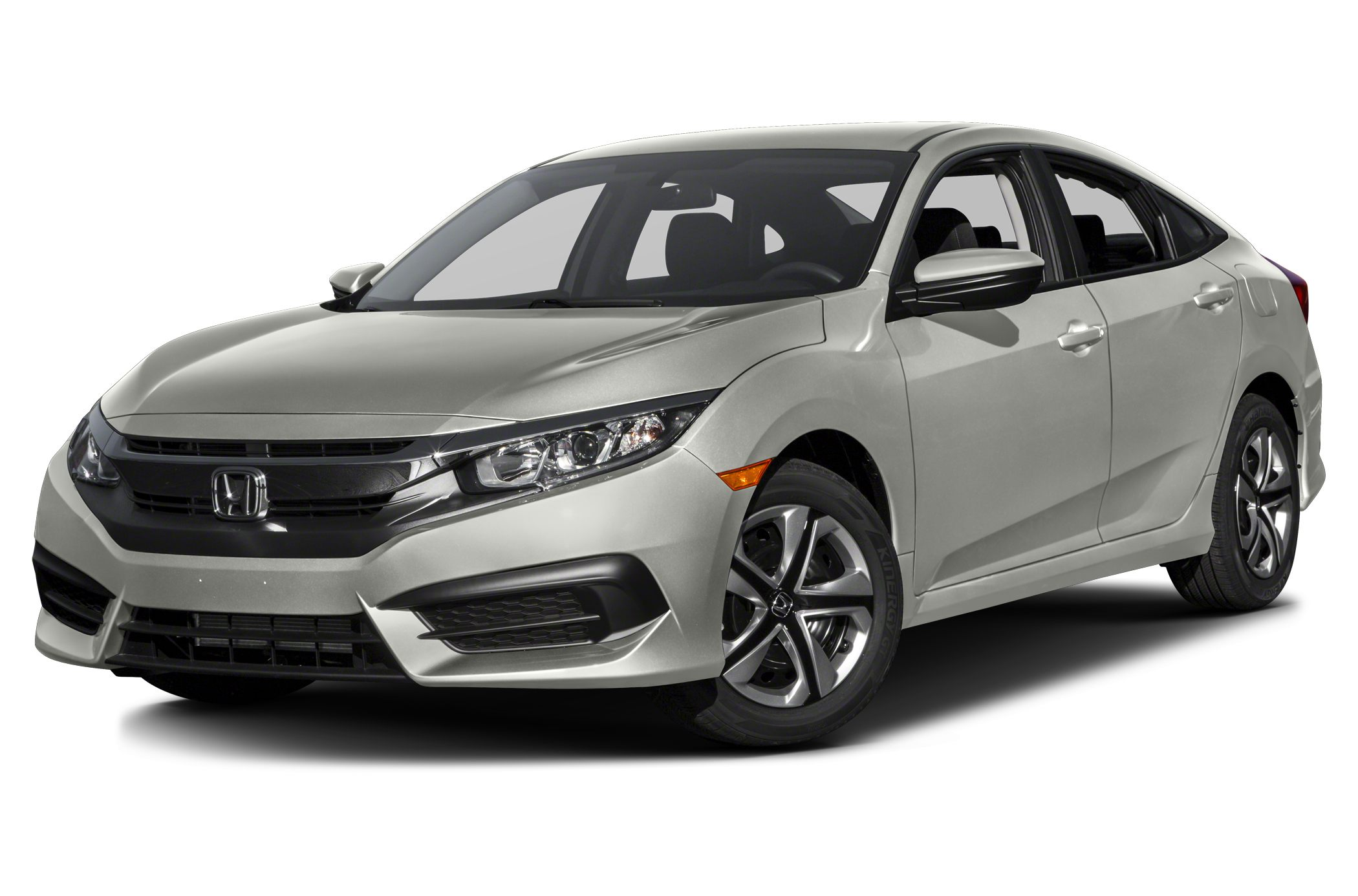 2016 Honda Civic LX Optimizes every drop of gas Brimming with creature comforts Buy a new Honda