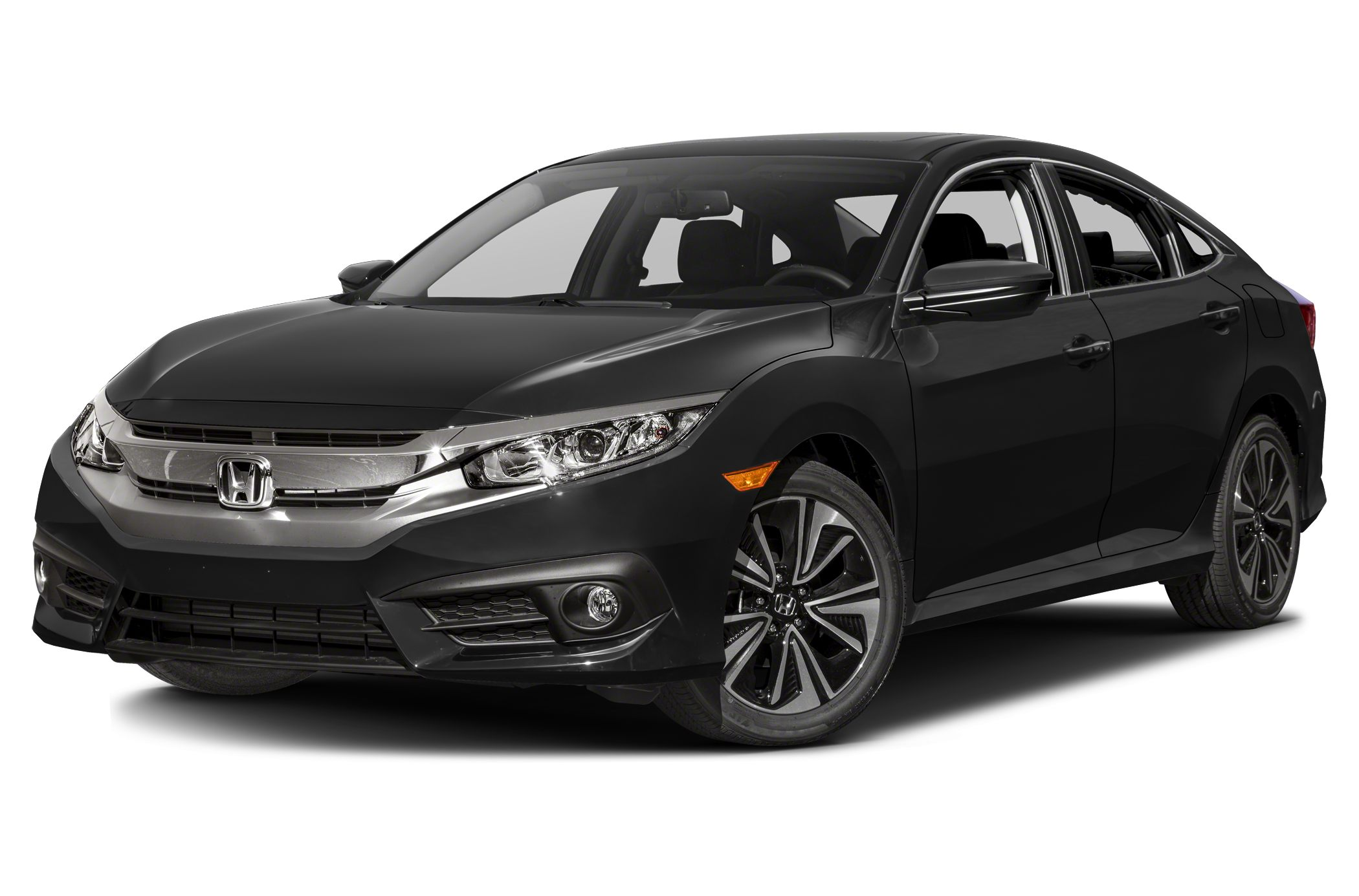 2016 Honda Civic EX-L w Navigation Traction control keeps you from slip sliding away Take charge