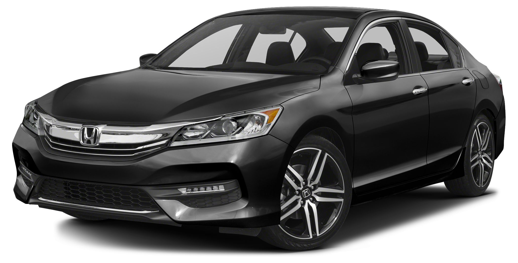 2016 Honda Accord Sport Excellent Condition GREAT MILES 6433 Crystal Black Pearl exterior and B