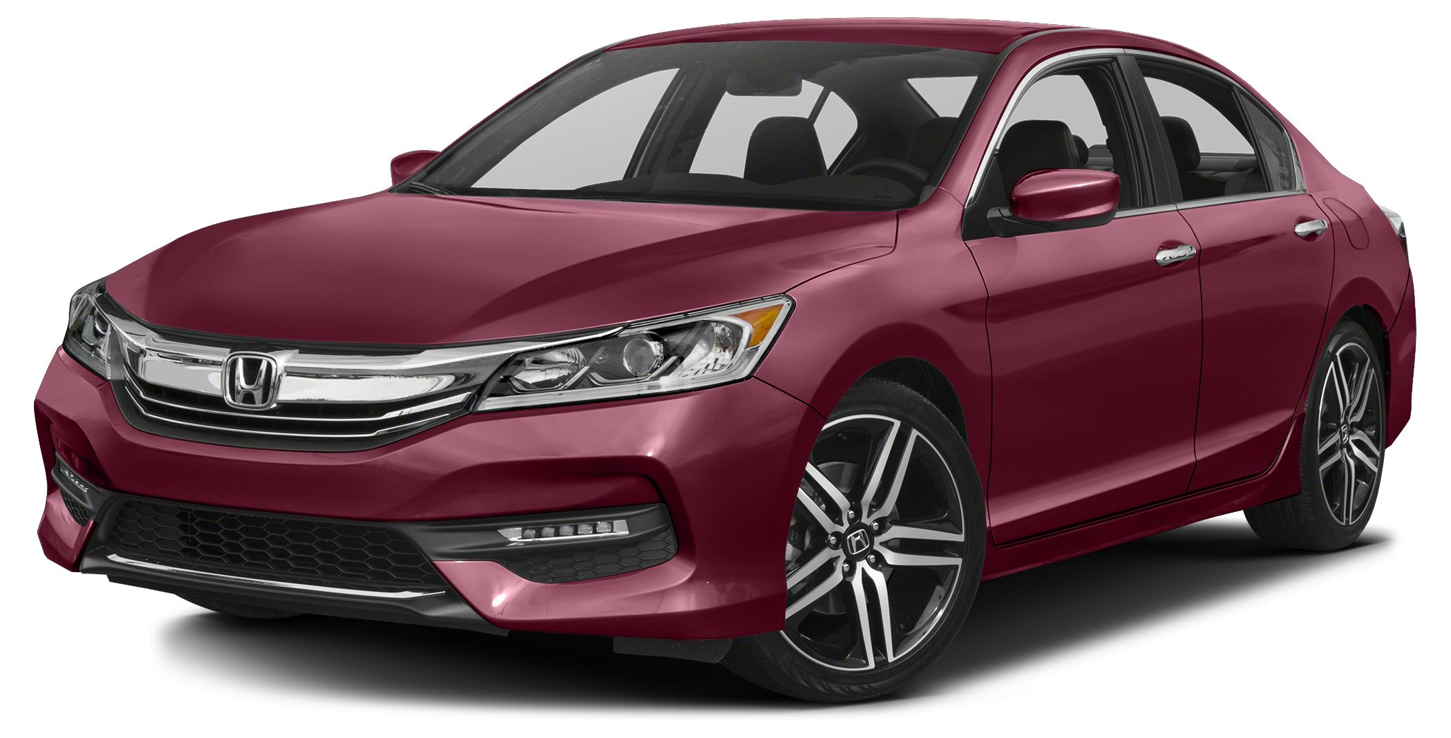 2016 Honda Accord Sport Black Cloth Steering yields an impressive performance This ones got it