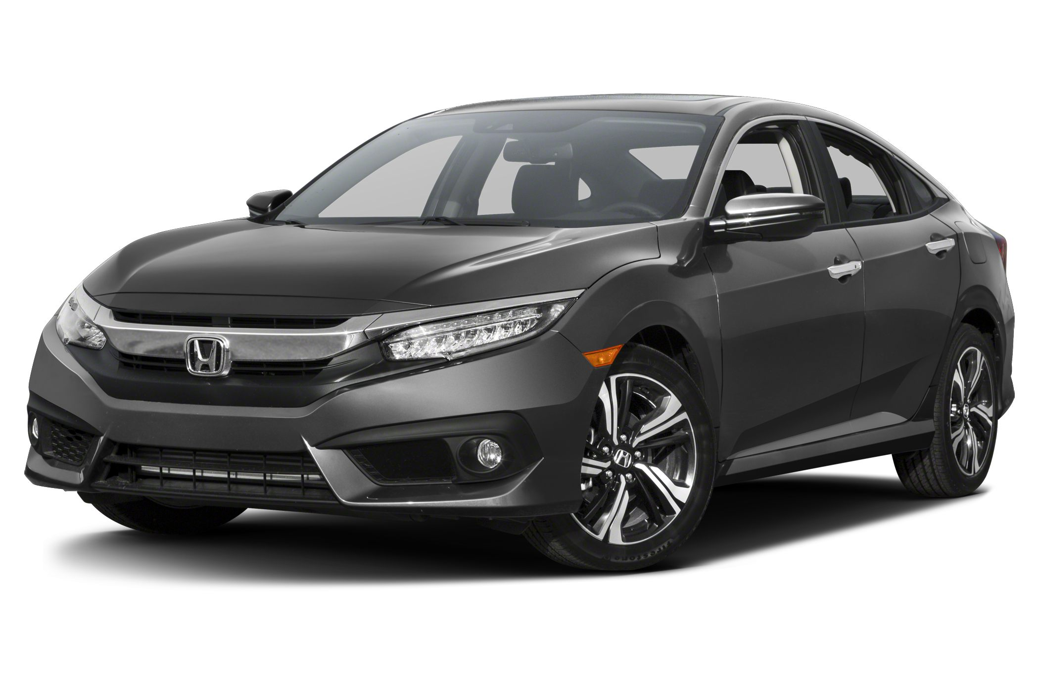 2016 Honda Civic Touring Reshaping the planet for the better one car at a time Ambient noise is