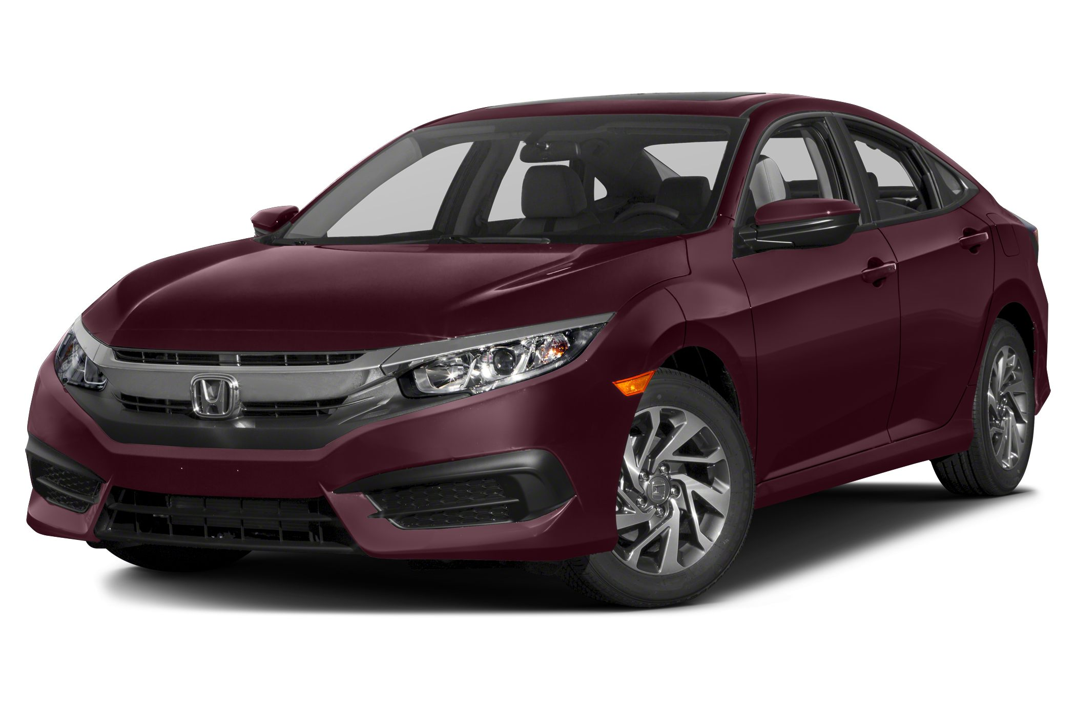 2016 Honda Civic EX Introducing the 2016 Honda Civic This vehicle rocks its class with 4-cylinder