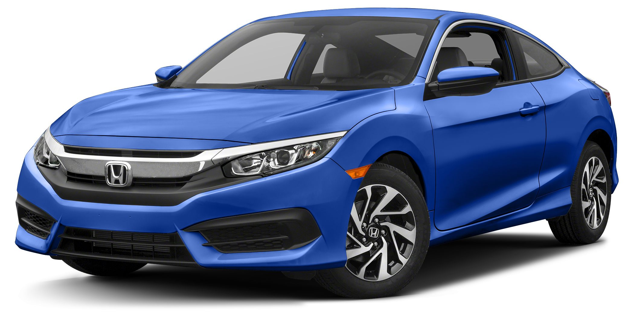 2016 Honda Civic LX Take hold of the road with advanced stability and traction control Stability