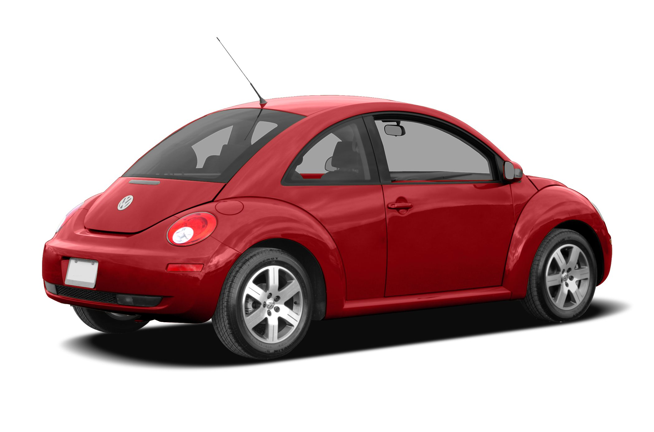 2008 Volkswagen New Beetle S Clean CARFAX Yellow 2008 Volkswagen Beetle S Black Tie Edition FWD 2