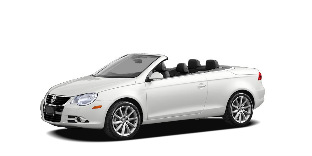 2008 Volkswagen Eos VR6 OUR PRICESYoure probably wondering why our prices are so much lower than