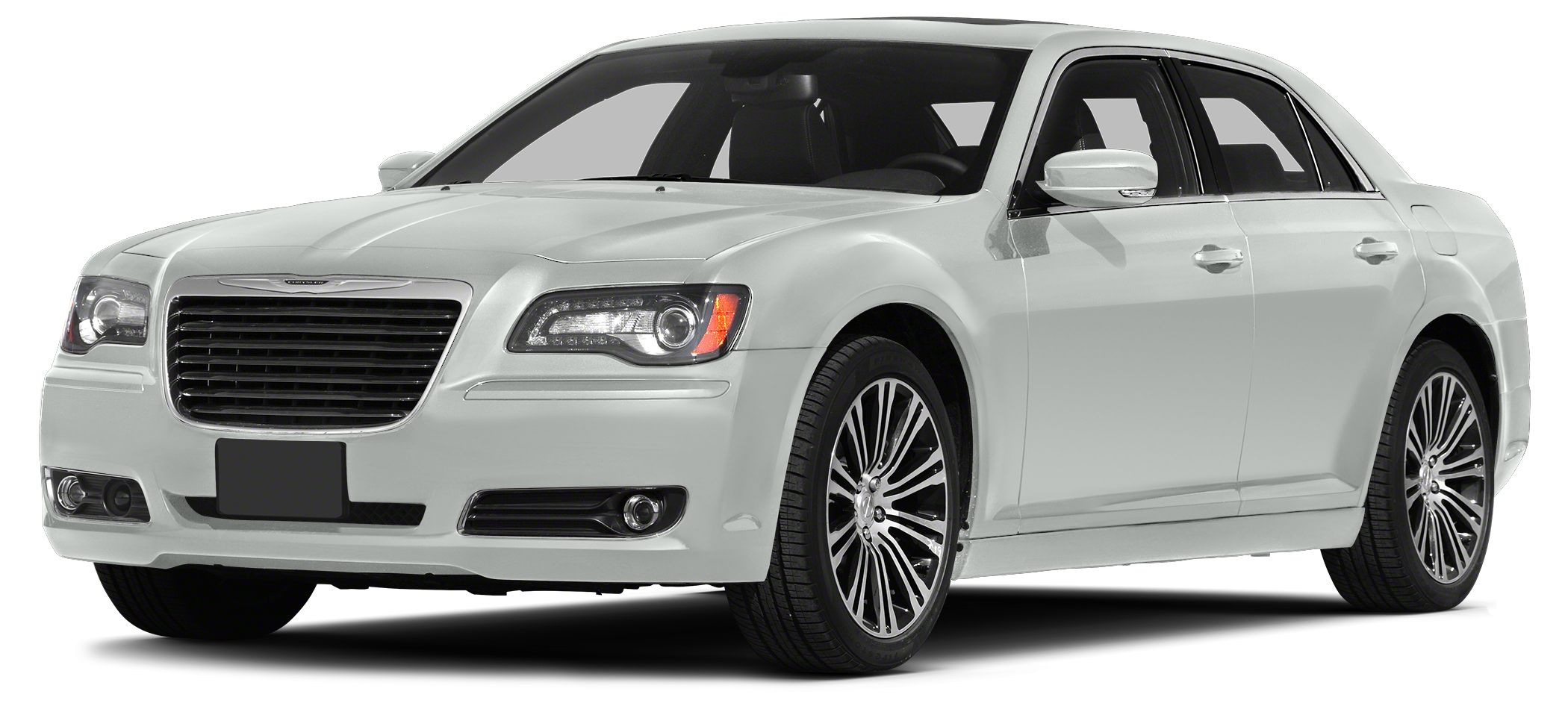 2014 Chrysler 300 S 300 S 6 cyl 36L DOHC 8-Speed Automatic RWD Bright White Clearcoat and Bl