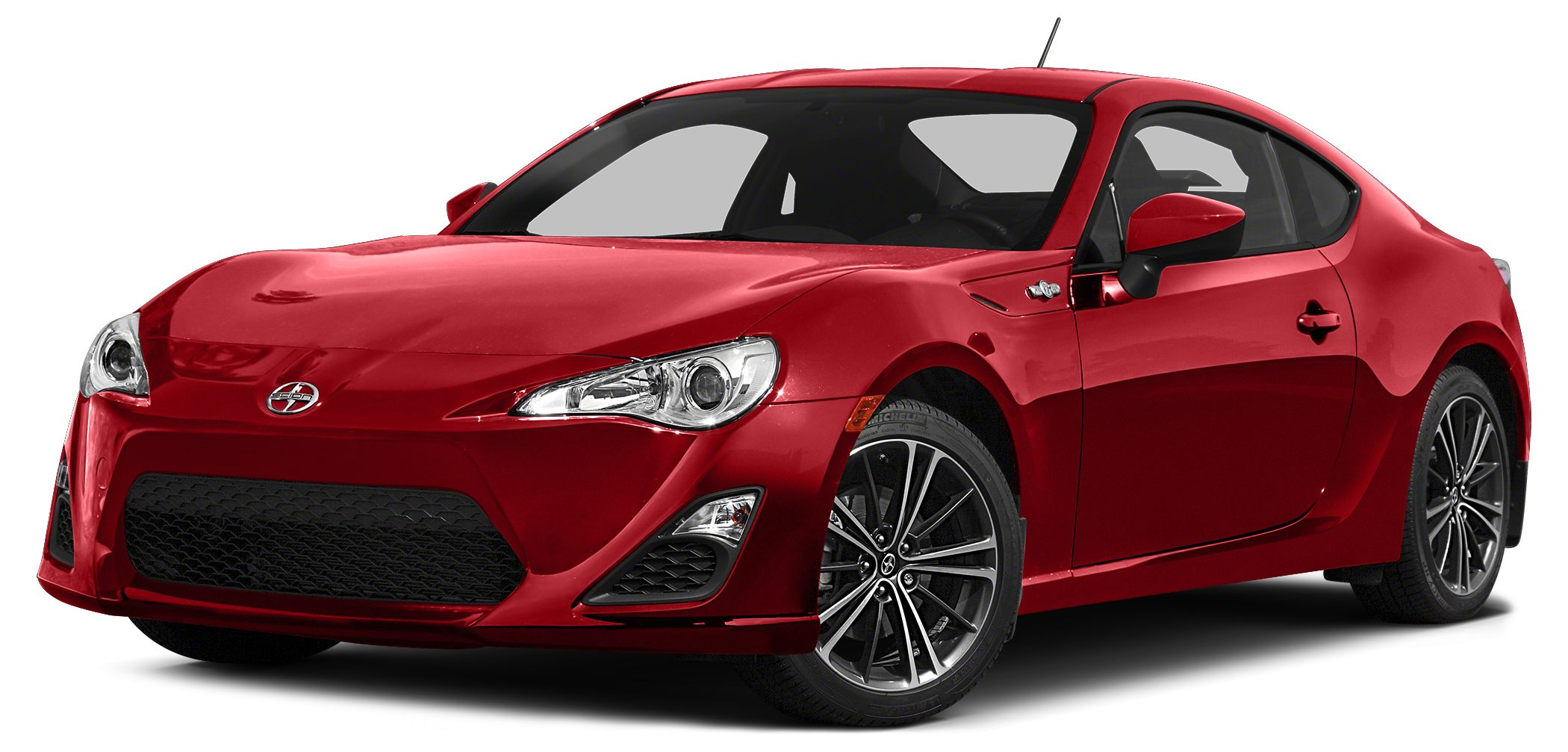 2016 Scion FR-S Base Miles 0Color Pure Red Stock 07550 VIN JF1ZNAA18G8707550