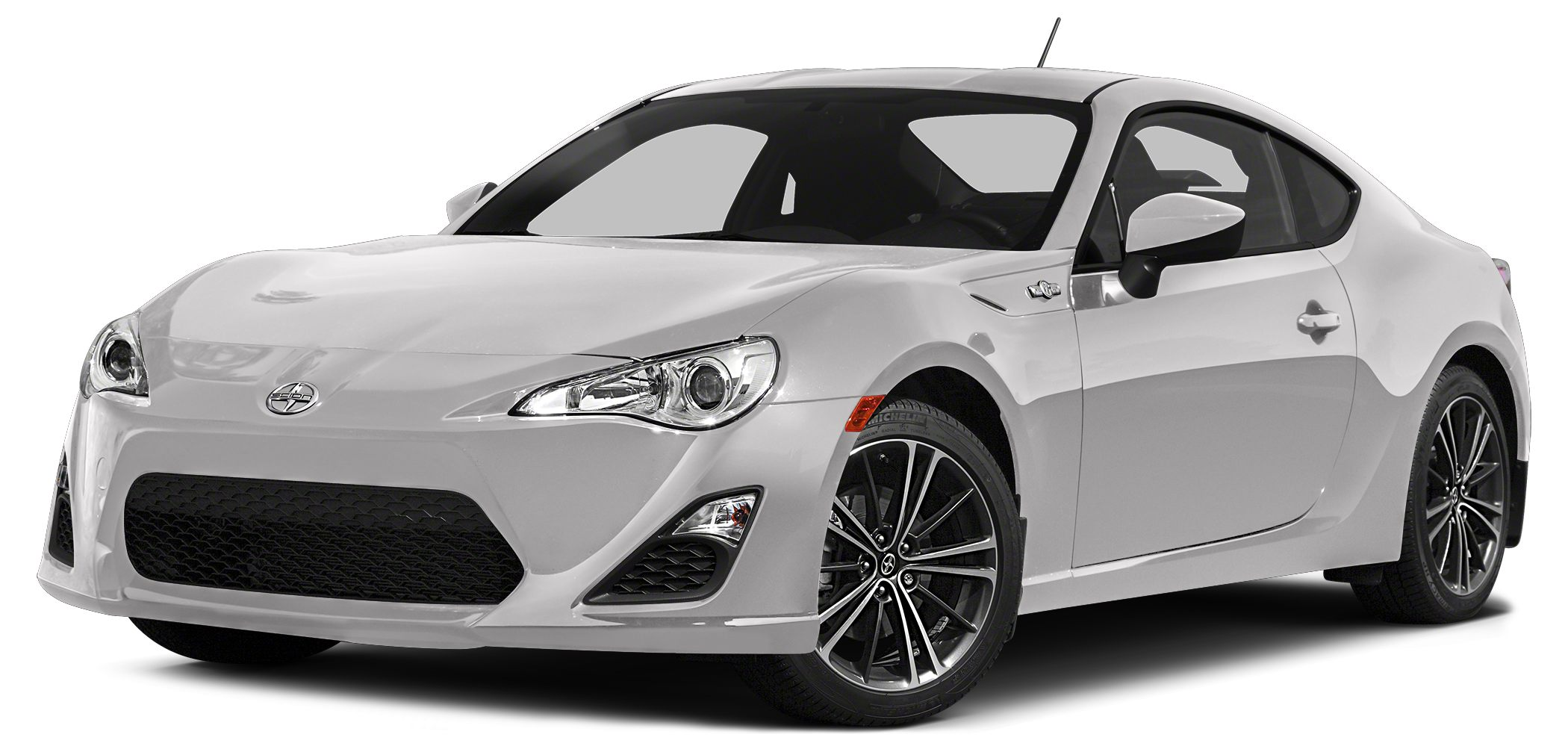 2014 Scion FR-S  Miles 14820Color Whiteout Stock FG2137A VIN JF1ZNAA1XE9703247