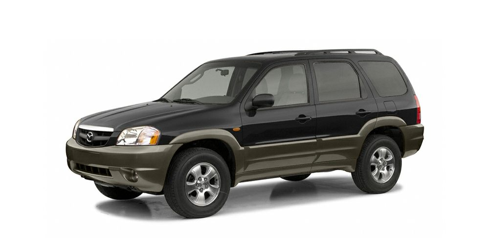 2004 Mazda Tribute LX V6 Only 2 Previous Owners - AWD - Low Miles - Automatic Transmission - Power