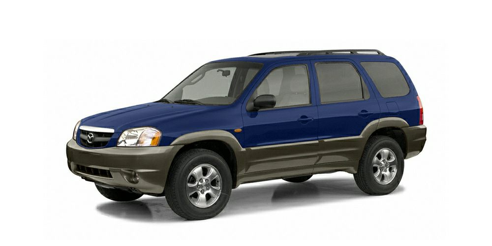 2004 Mazda Tribute ES V6 AWD ONE OWNER WITH LEATHER 5 DAY 300 MILE EXCHANGERETURN POLICY  VA