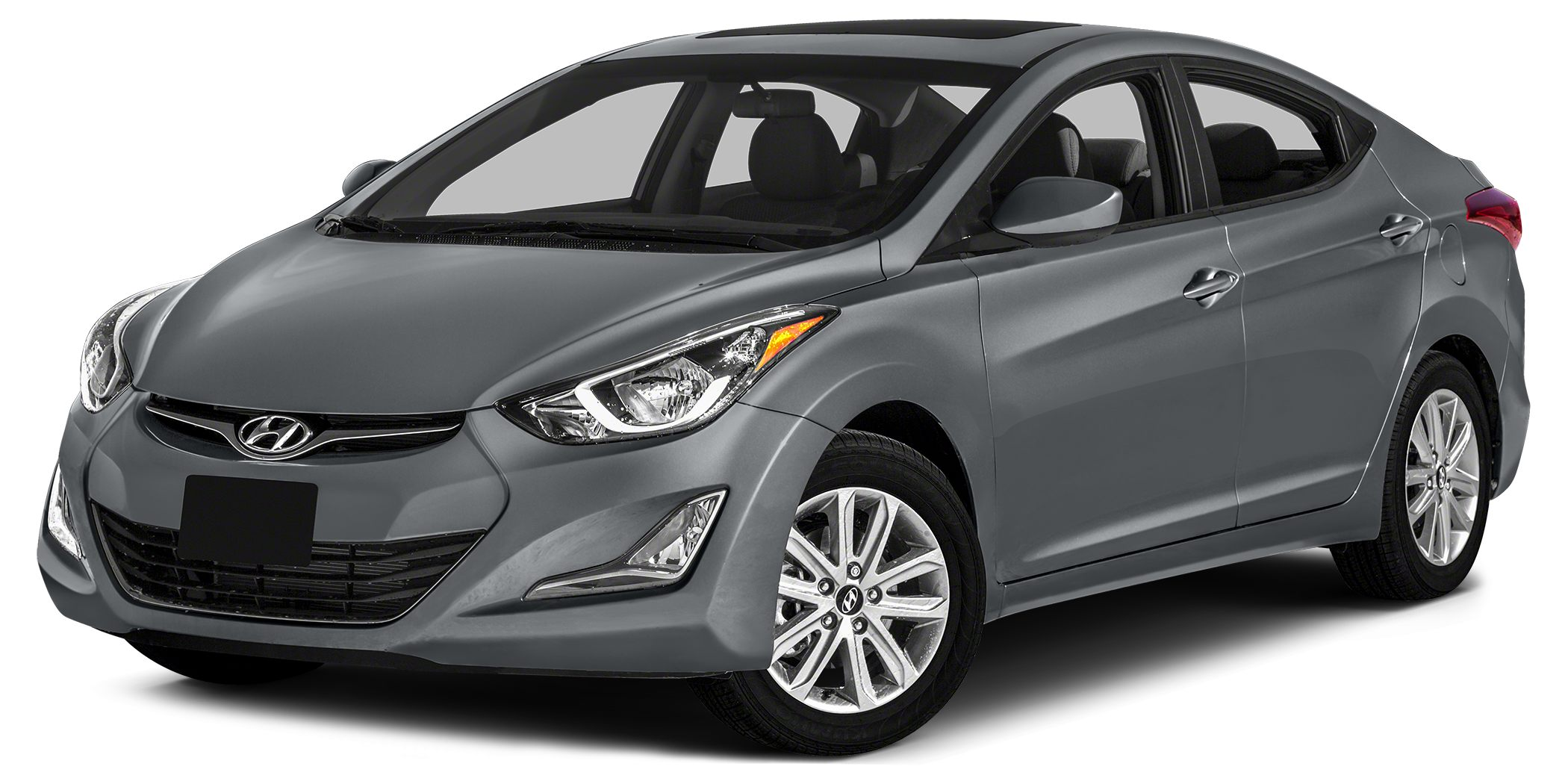 2014 Hyundai Elantra Sport Other features include Leather seats Bluetooth Power locks Power wi