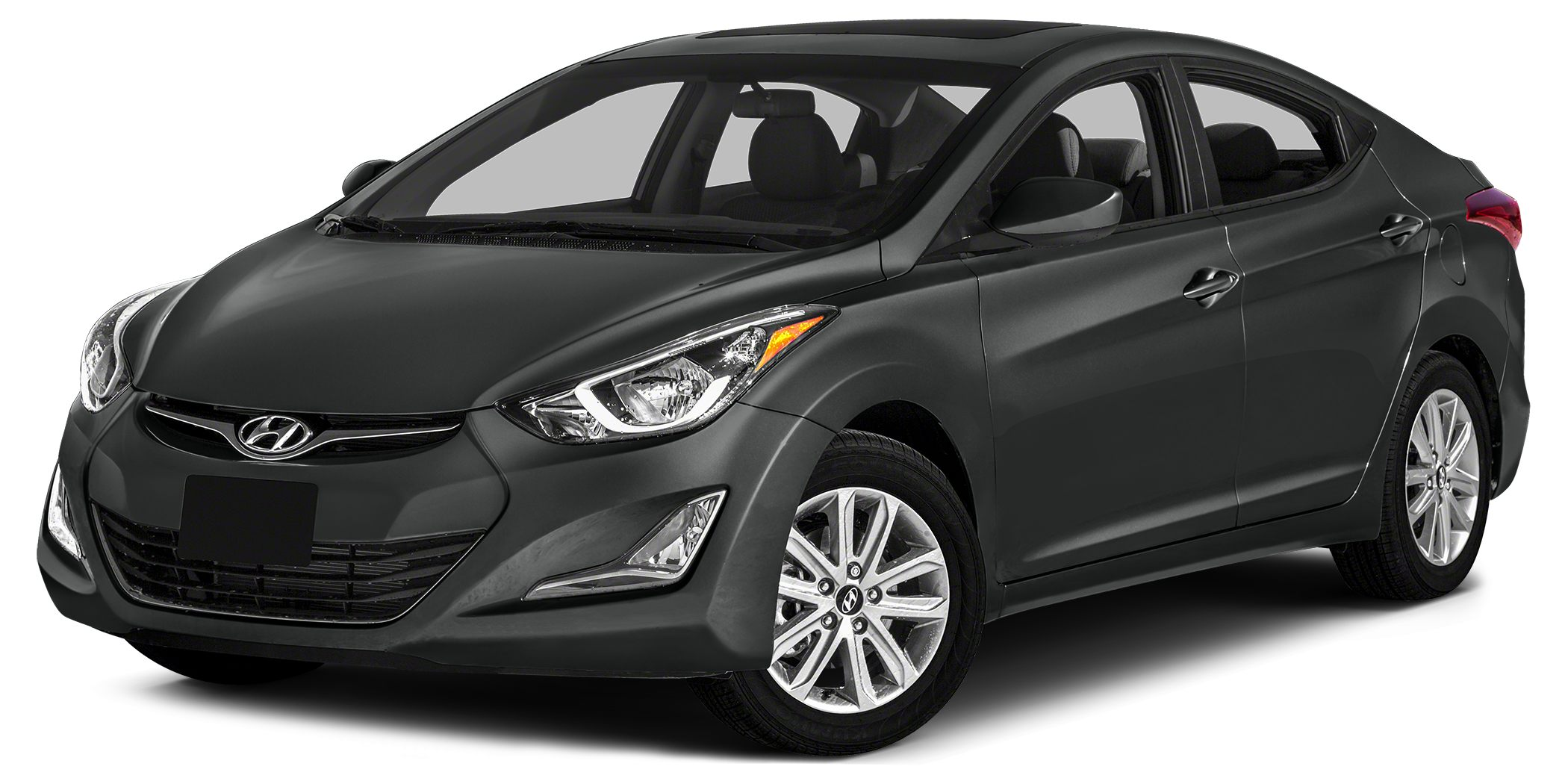 2014 Hyundai Elantra SE SE Harbor Gray on Premium Gray interior Well equipped 1-owner clean C