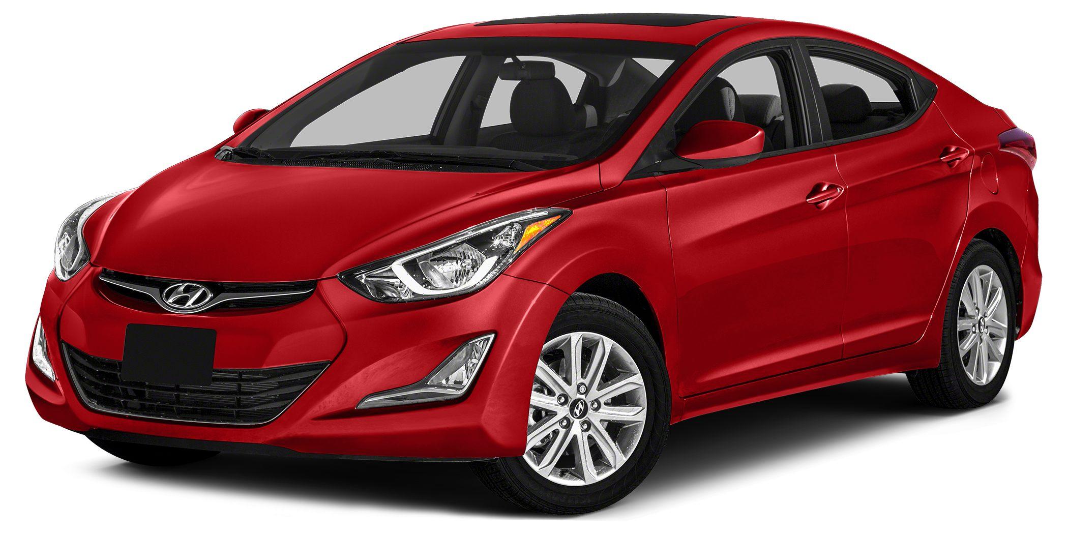 2016 Hyundai Elantra SE Miles 26418Color Geranium Red Stock R3560 VIN KMHDH4AE5GU491143