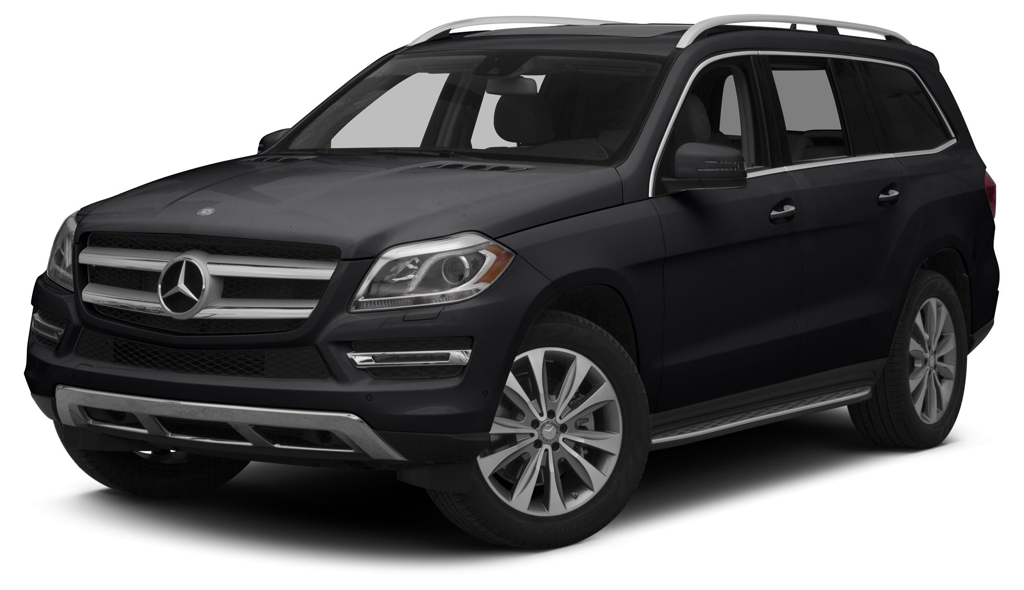 2013 MERCEDES GL-Class GL450 4MATIC BLACK ON BLACK WITH REAR ENTERTAINMENT SYSTEM BACKUP CAMERA
