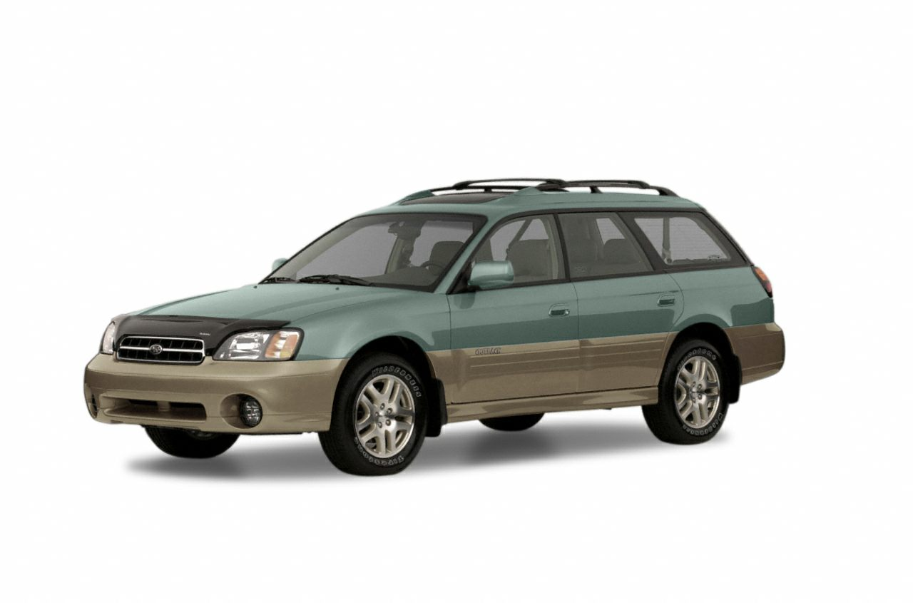 2002 Subaru Legacy LL Bean Edition LL Bean Edition - 30L DOHC 24V - AWD - Power Moonroof - Leat