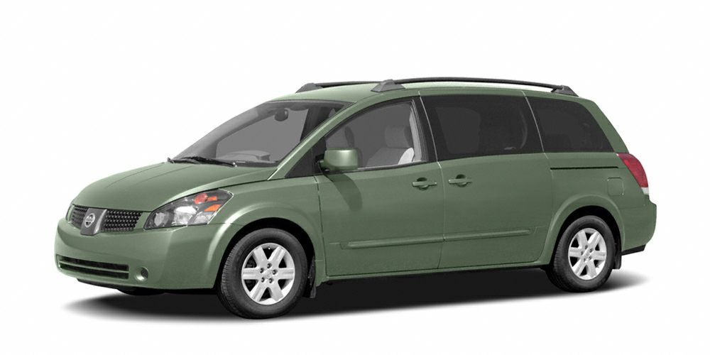 2005 Nissan Quest 35 Miles 99999Color Jade Metallic Stock T49959A VIN 5N1BV28U95N111892