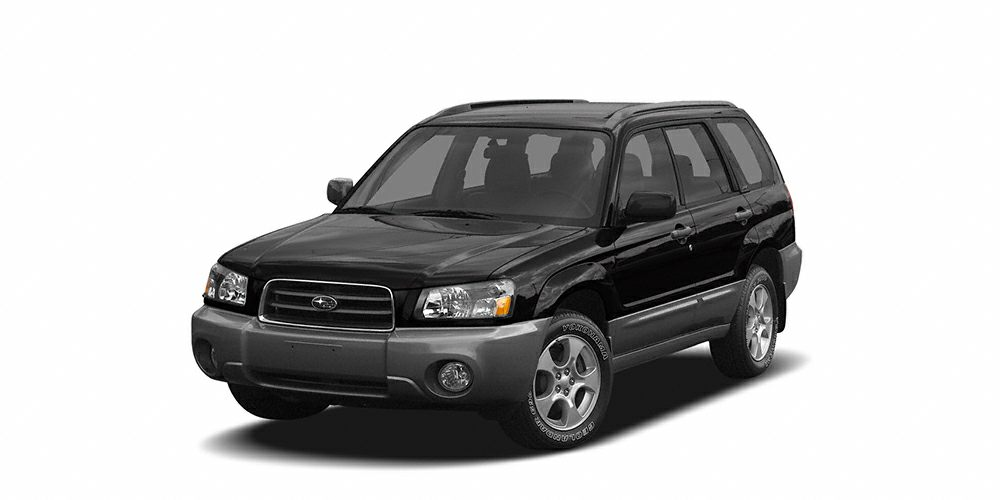 2005 Subaru Forester 25X OUR PRICESYoure probably wondering why our prices are so much lower th
