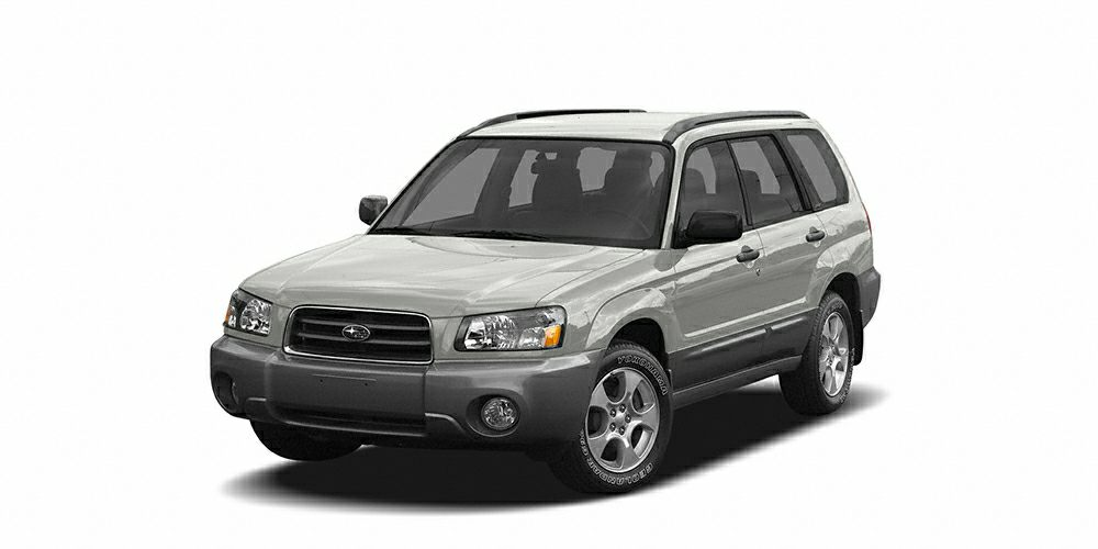 2005 Subaru Forester 25X  WHEN IT COMES TO EXCELLENCE IN USED CAR SALESYOU KNOW YOURE AT ST