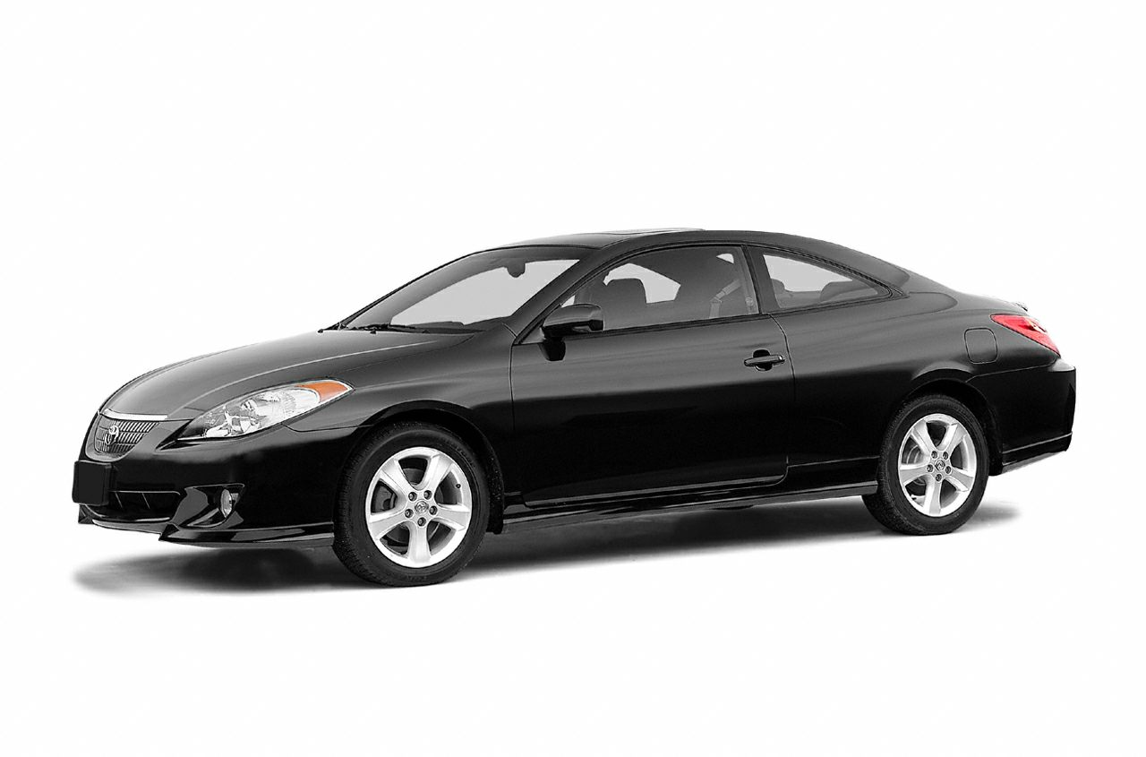 2004 Toyota Camry Solara SE  WHEN IT COMES TO EXCELLENCE IN USED CAR SALESYOU KNOW YOURE AT