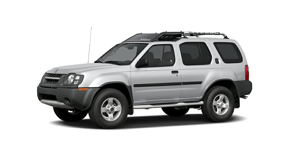 2004 Nissan Xterra XE-V6 Land a steal on this 2004 Nissan Xterra while we have it Comfortable yet