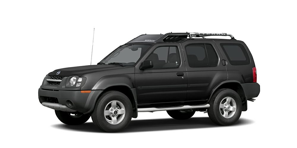 2004 Nissan Xterra XE-V6 Miles 53548Color Black Stock H21009A VIN 5N1ED28Y94C679718