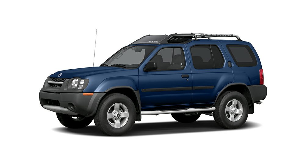 2004 Nissan Xterra XE-V6 This Blue 2004 Nissan Xterra XE-V6 might be just the SUV for you It come