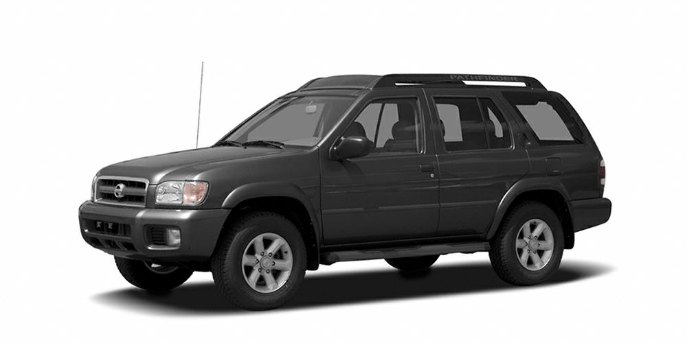 2004 Nissan Pathfinder  Miles 103933Color Black Stock 16217R VIN JN8DR09Y64W906693