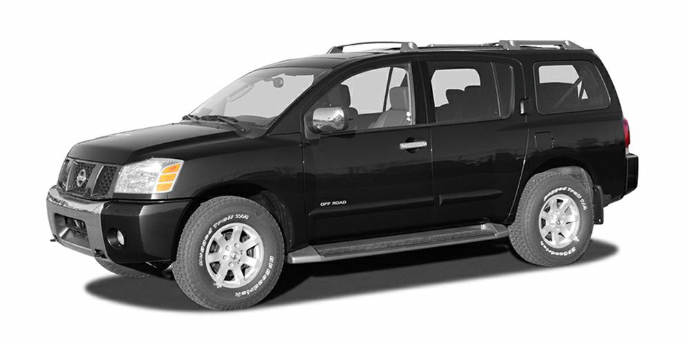 2004 Nissan Armada SE Off-Road Stop Clicking Now Call Kraig at 866-372-1761 I wont waste your t