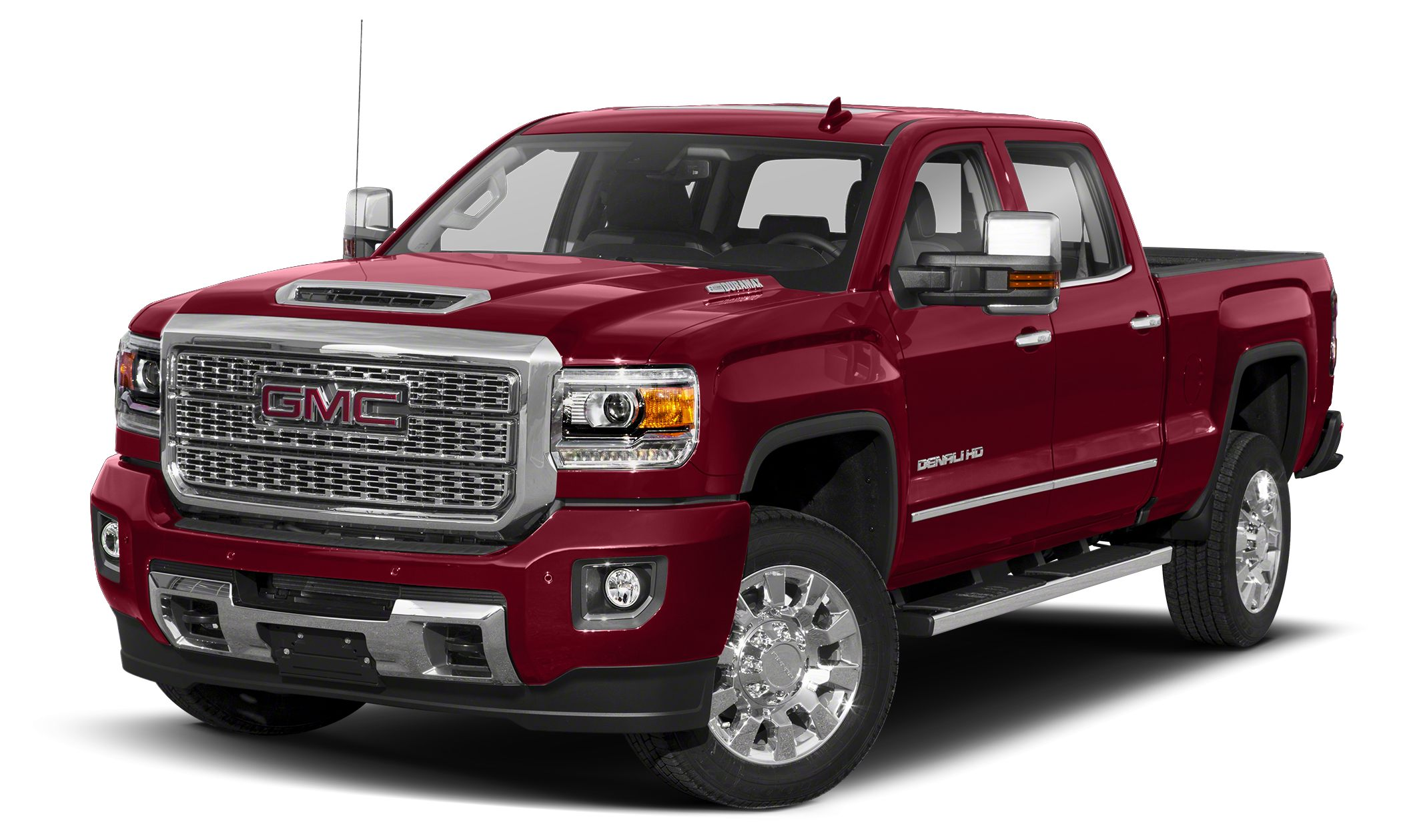 2018 GMC Sierra 2500HD Denali This 2018 GMC Sierra 2500HD Denali features a backup sensor remote