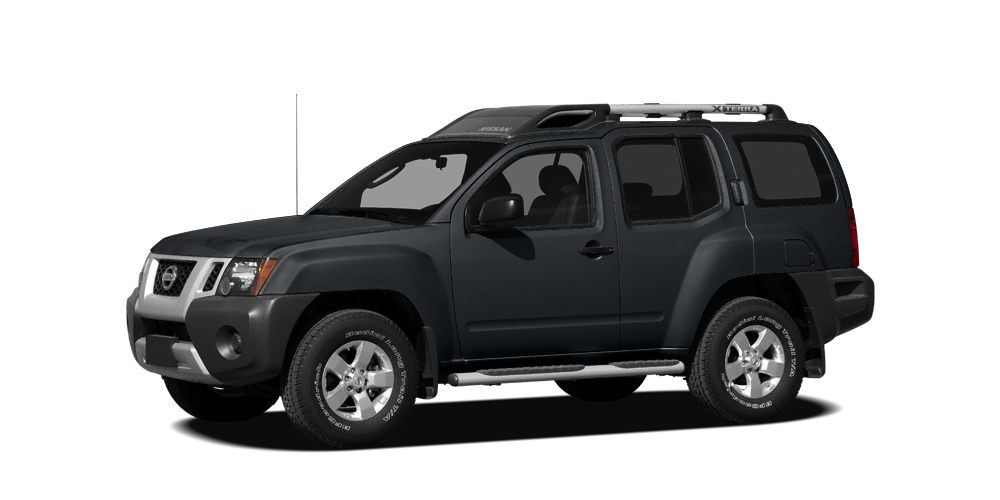 2010 Nissan Xterra X Miles 77269Color Night Armor Stock p9803 VIN 5N1AN0NU4AC522725