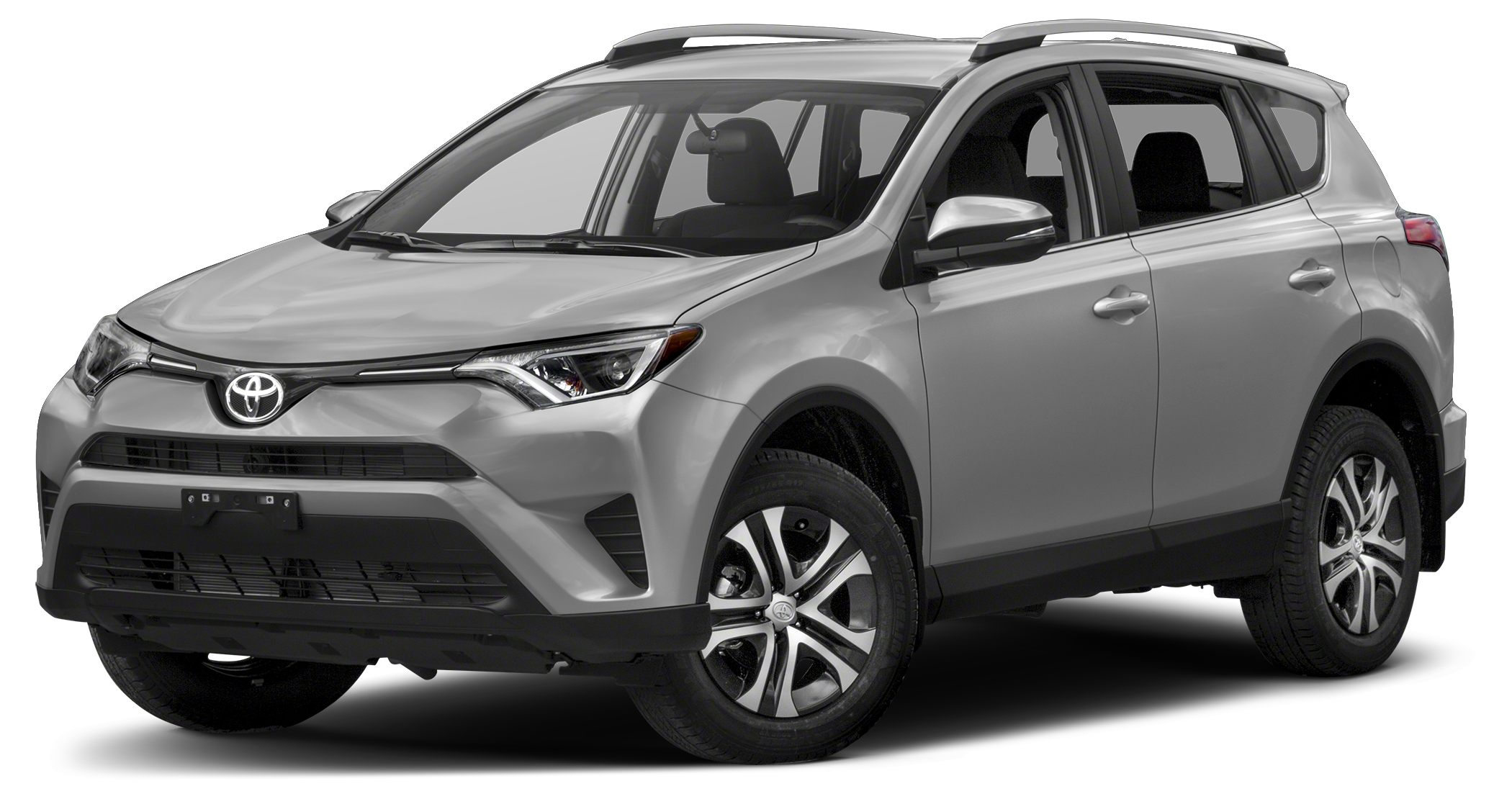 2017 Toyota RAV4 LE PRICED TO MOVE 900 below Kelley Blue Book CARFAX 1-Owner GREAT MILES 8390