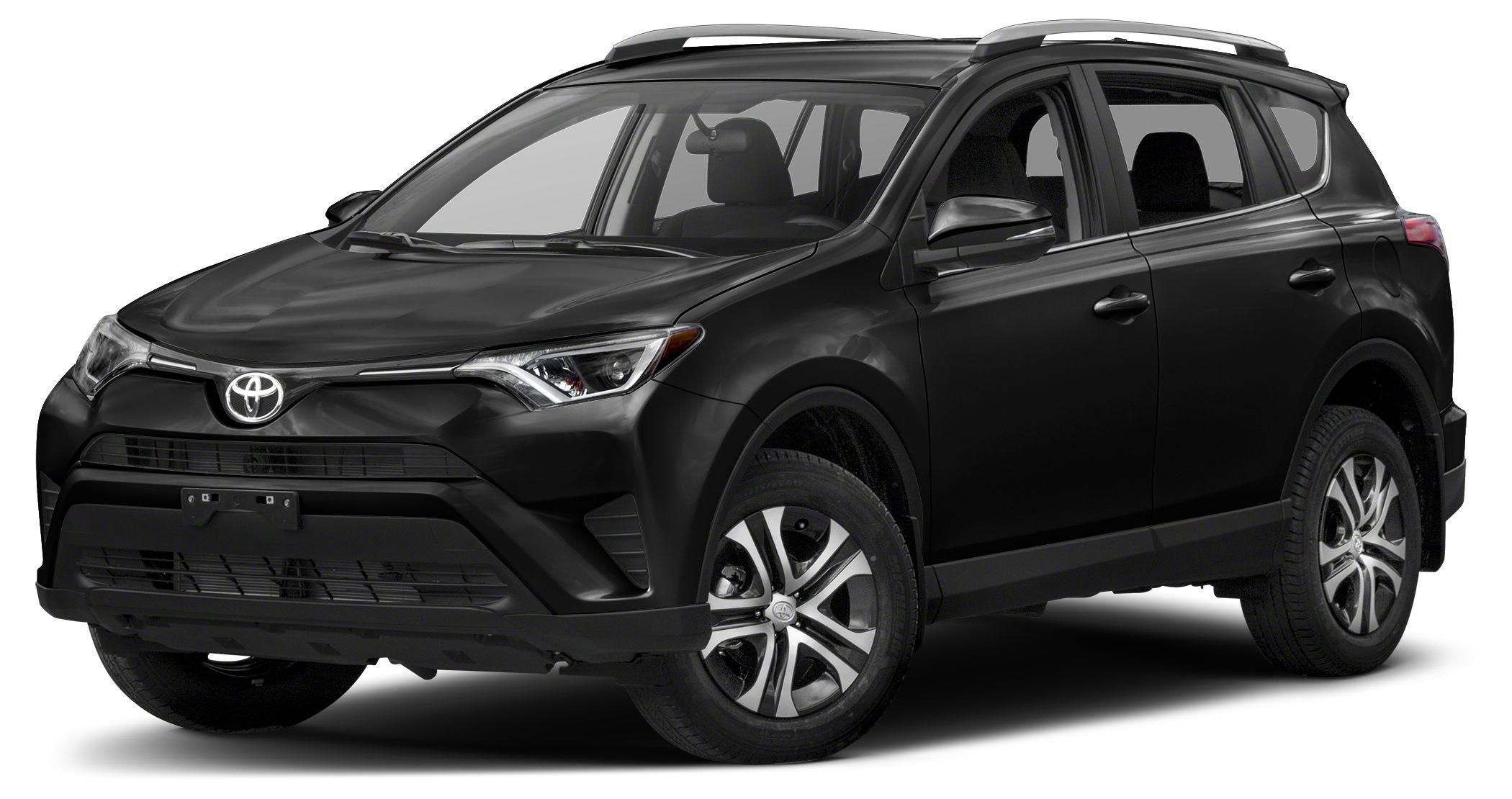 2016 Toyota RAV4 LE FUEL EFFICIENT 29 MPG Hwy22 MPG City CARFAX 1-Owner ONLY 7562 Miles LE tr